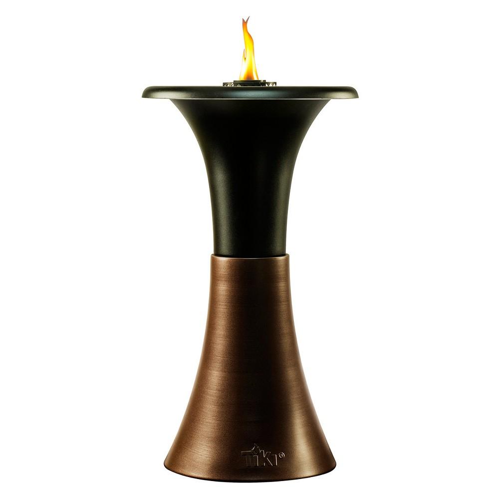 Image of Del Mar Patio Torch - TIKI, Brown