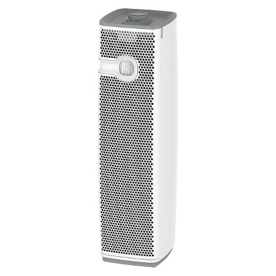 Holmes Maximum Dust Removal with Visipure filter Viewing Window Air Purifier Tower For Medium Rooms (HAP9425W)
