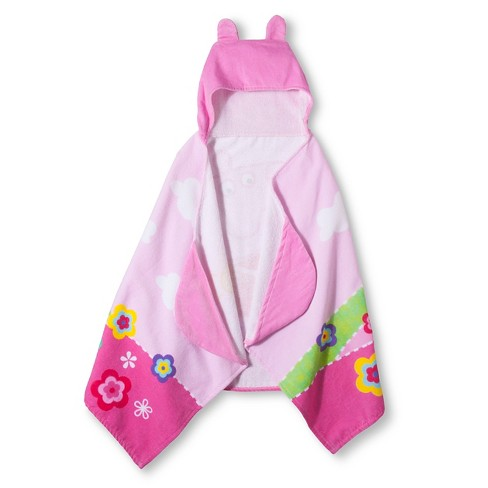 "Nickelodeon Peppa Pig Hooded Towel (24""x50"") - image 1 of 2"