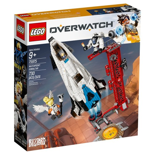 LEGO Overwatch Watchpoint: Gibraltar 75975 image number null