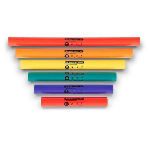 Boomwhackers C Major Pentatonic Scale Set Boomwhackers Tuned Percussion Tubes - image 1 of 6