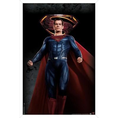 Trends International DC Comics Movie - Justice League - Superman Unframed Wall Poster Print