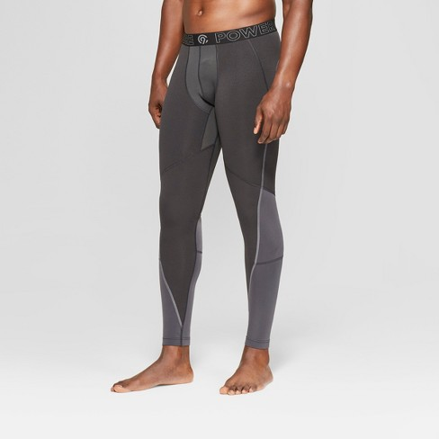 Men's Ultra Warm Brushed Compression Tight Leggings - C9 Champion® - image 1 of 2
