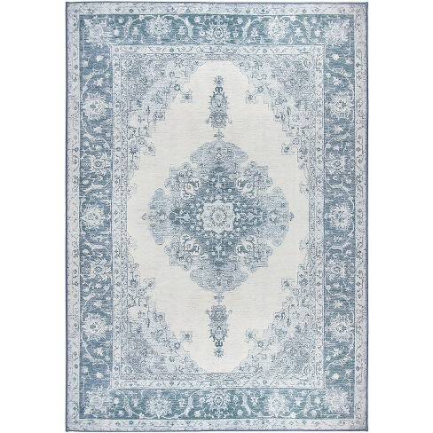 Parisa 2pc Woven Rug Set (Cover and Pad) - Woven Ruggable - image 1 of 4