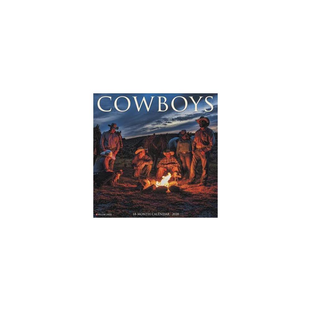 Cowboys 2020 Calendar - (Paperback)