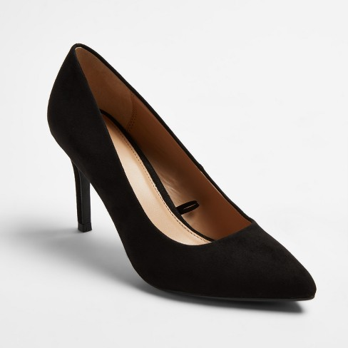 Women's Gemma Pointed Toe Pumps - A New Day™ - image 1 of 4