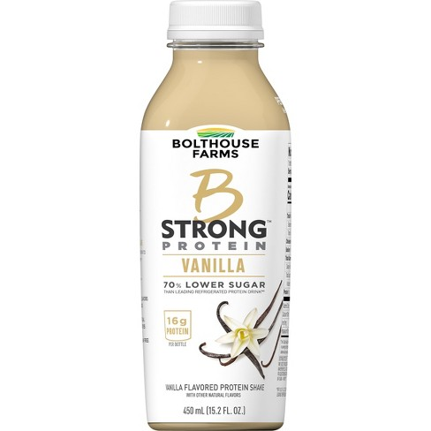 Bolthouse Farms B Strong Protein Vanilla Shake - 15.2oz - image 1 of 7