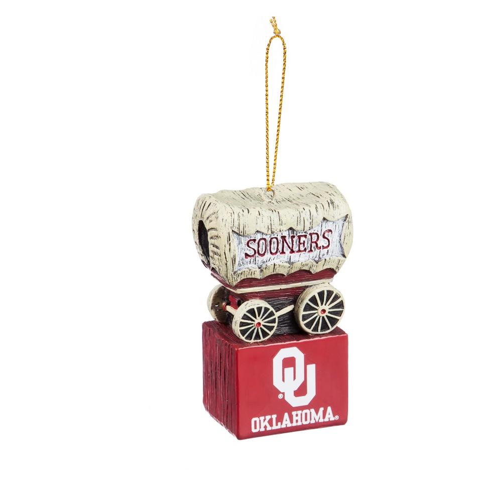 NCAA Oklahoma Sooners Totem Ornament
