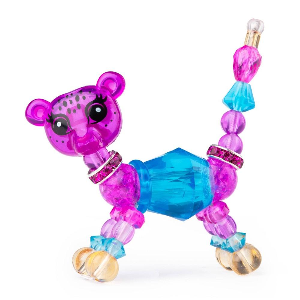 Twisty Petz Series 2 Colorpop Cheetah Bracelet, Size: Small, metallic