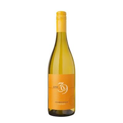 Line 39 Chardonnay White Wine - 750ml Bottle