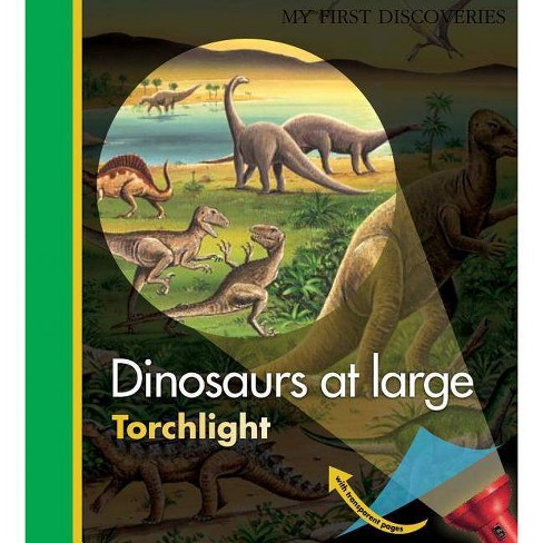 Dinosaurs at Large - (My First Discoveries: Torchlight) by  Donald Grant (Hardcover) - image 1 of 1
