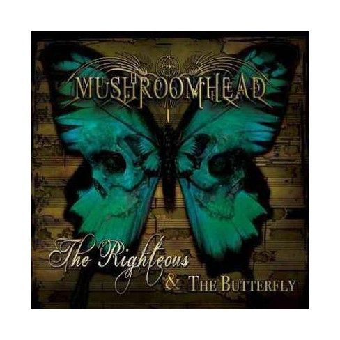 Mushroomhead - Righteous & The Butterfly (CD) - image 1 of 1