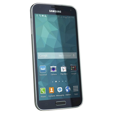 FreedomPop Samsung Galaxy S5 Certified Pre-owned - Black