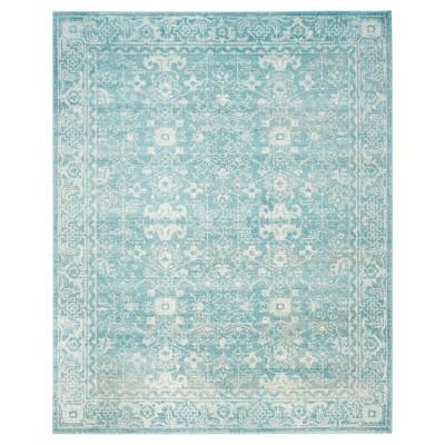 Evoke Rug - Light Blue/Ivory - (8'x10')- Safavieh