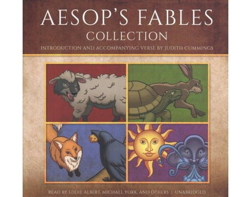 Aesop's Fables Collection (Unabridged) (CD/Spoken Word) - image 1 of 1