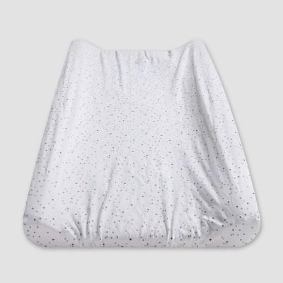 Burt's Bees Baby® Changing Pad Covers White