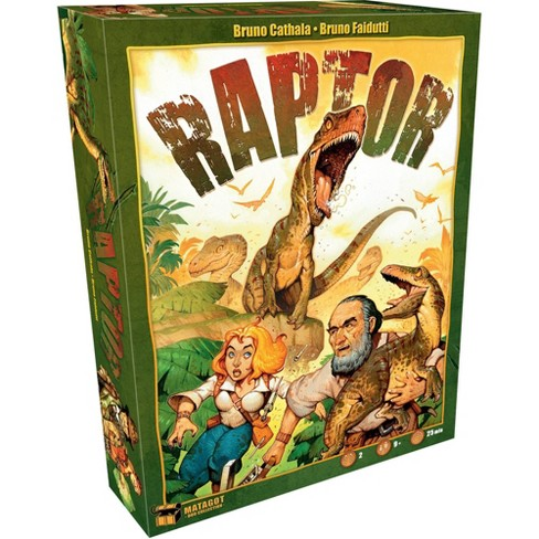 Matagot Raptor Board Game - image 1 of 4