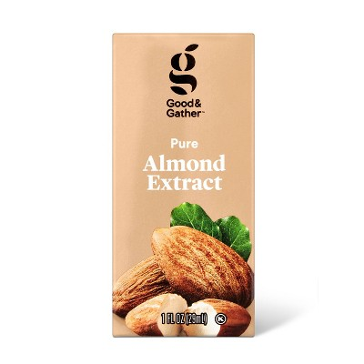 Pure Almond Extract - 1oz - Good & Gather™