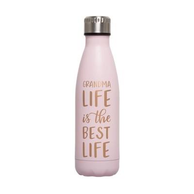 Pearhead Grandma Water Bottle - Pink 17oz