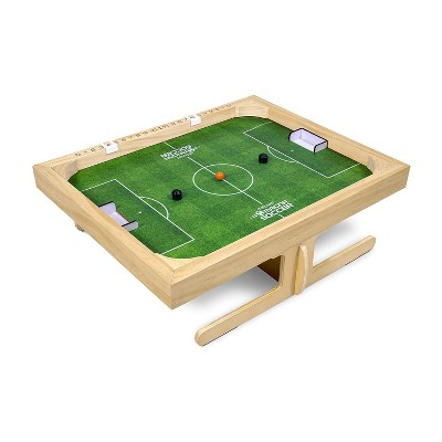 GoSports Magna Soccer Tabletop Board Magnetic Game of Skill with Built In Score Tracker for Kids and Adults