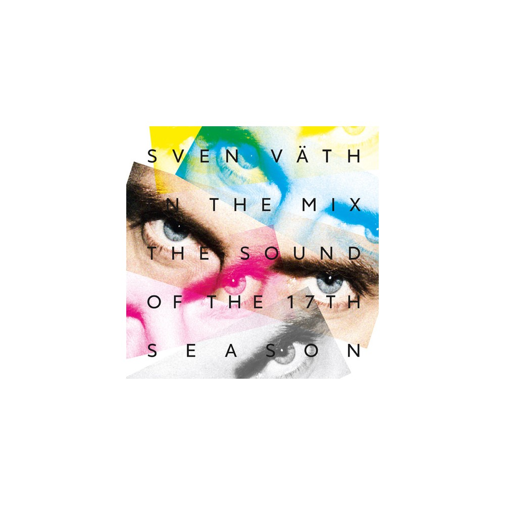 Sven Vath - In The Mix:Sound Of The 17th Season (CD)
