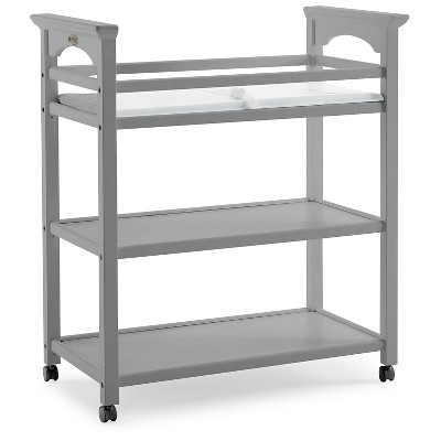 Graco Lauren Changing Table - Pebble Gray