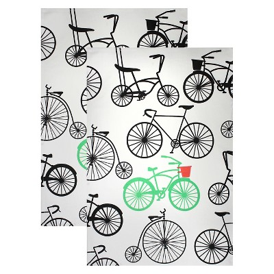 Designer Print Kitchen Towel (Set Of 2)- Mu Kitchen
