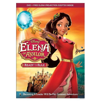 Elena of Avalor: Ready to Rule (DVD)