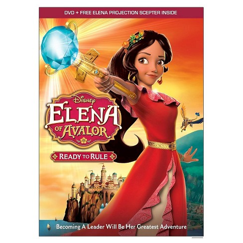 Elena of Avalor: Ready to Rule (DVD) - image 1 of 1