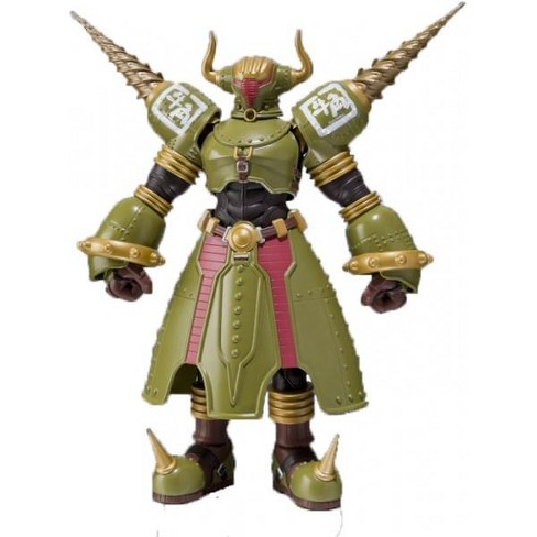 Blue fin Rock Bison Tiger And Bunny Bandai S.H. Figure - image 1 of 2
