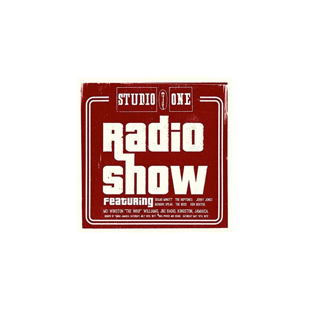 Various - Studio One Radio Show (CD)