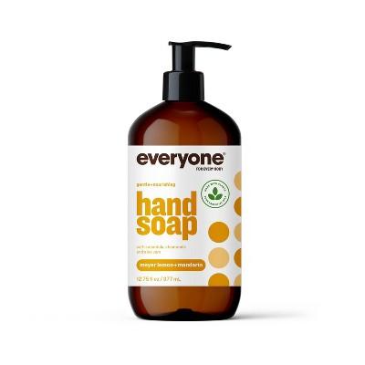Everyone Meyer Lemon & Mandarin Hand Soap - 12.75 fl oz