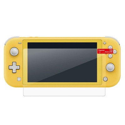 Insten Tempered Glass Screen Protector Film Protective Cover Compatible with Nintendo Switch Lite 2019 Console