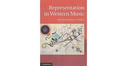 Representation in Western Music (Paperback) - image 1 of 1
