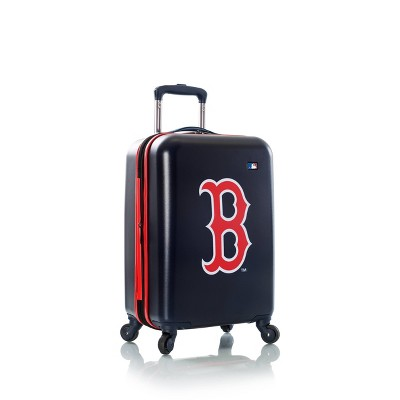 "MLB Boston Red Sox 21"" Spinner Wheels Suitcase"