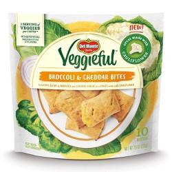 Del Monte Veggieful Bites Broccoli and Cheddar - 7.5oz