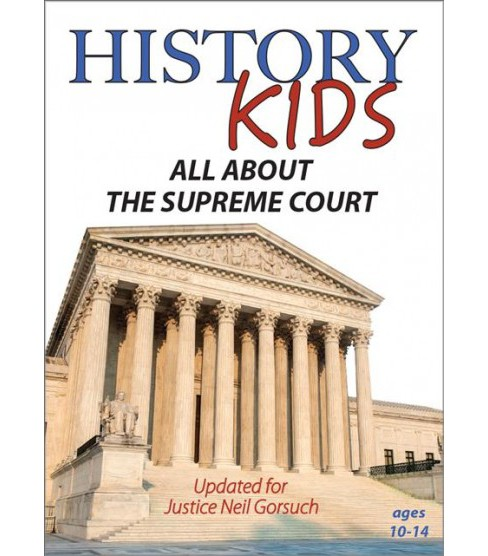 History Kids:All About The Supreme Co (DVD) - image 1 of 1