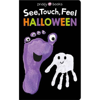 See, Touch, Feel: Halloween - by Roger Priddy (Board_book)