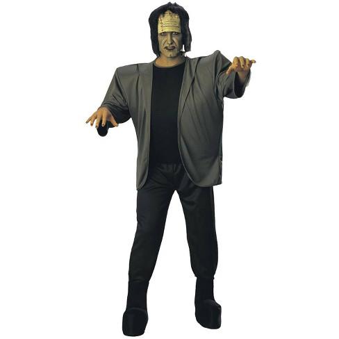 Adult Universal Studios Monsters Frankenstein Halloween Costume Target