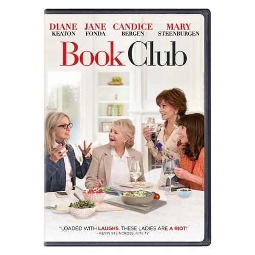Book Club (DVD), movies