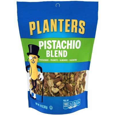 Nuts & Seeds: Planters Pistachio Blend