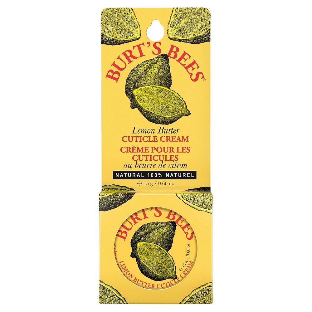 Image of Burt's Bees Lemon Butter Cuticle Cream - 0.6 oz