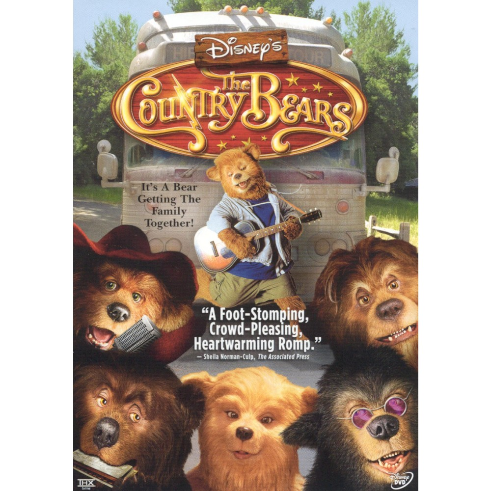Country Bears (dvd_video)