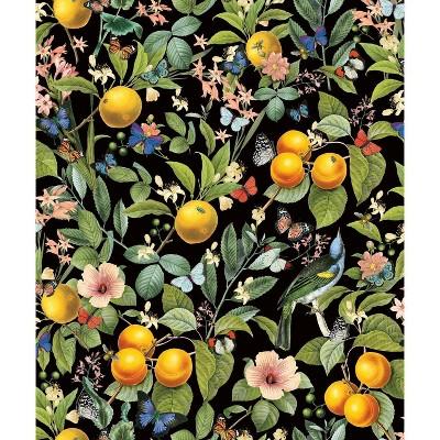 RoomMates Citrus Peel & Stick Wallpaper