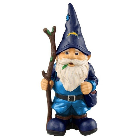 "NFL Los Angeles Chargers 11.5"" Holding Stick Gnome - image 1 of 1"