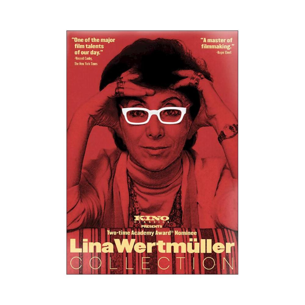 Lina Wertmuller Collection (Dvd)