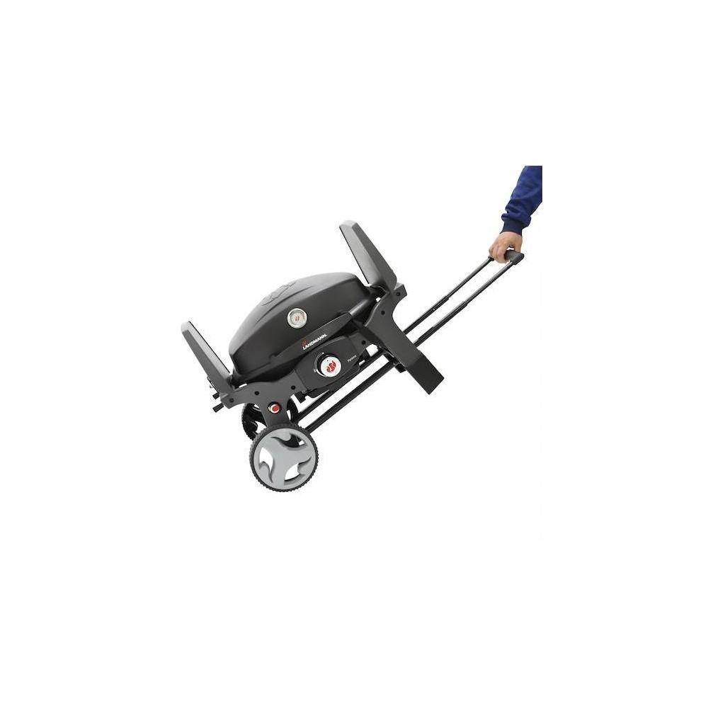 Image of Pantera 2.0 Portable Gas Grill 42263 Black - Landmann