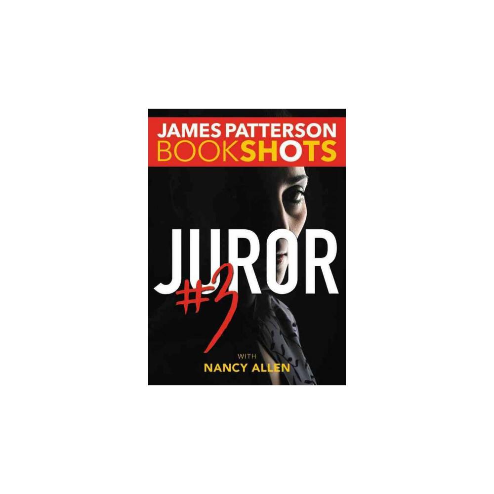 Juror 3 - Unabridged by James Patterson & Nancy Allen (CD/Spoken Word)