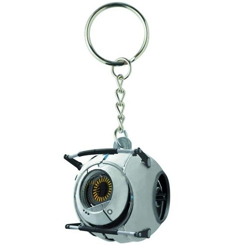 Portal 2 Space Sphere Vinyl Keychain Accessory - image 1 of 1