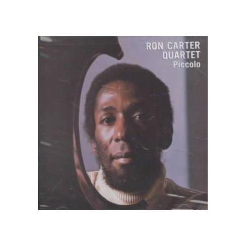 Ron Carter - Piccolo (CD) - image 1 of 1